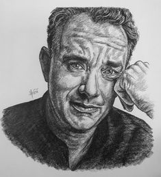 """𝑰𝒇 𝒊𝒕 𝒘𝒂𝒔𝒏'𝒕 𝒉𝒂𝒓𝒅, 𝒆𝒗𝒆𝒓𝒚𝒐𝒏𝒆 𝒘𝒐𝒖𝒍𝒅 𝒅𝒐 𝒊𝒕. 𝑰𝒕'𝒔 𝒕𝒉𝒆 𝒉𝒂𝒓𝒅 𝒕𝒉𝒂𝒕 𝒎𝒂𝒌𝒆𝒔 𝒊𝒕 𝒈𝒓𝒆𝒂𝒕."" ~𝑻𝒐𝒎 𝑯𝒂𝒏𝒌𝒔 🌹   #sillyfacesseries #rainbowriverart #art #artist #tomhanks #ritawilson #feelbetter #love #LongIsland #comedy #actor #drama #california #newyork #favorite #thebest #heidilechner #portrait #graphiteportrait #inspirationalfacesseries #graphitedrawing #pencildrawing @tomhanks @ritawilson Hard Drawings, Pencil Drawings, Portrait Art, Portraits, Rainbow River, Silly Faces, Graphite Drawings, Tom Hanks, Hyde"