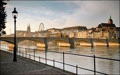 Basilea,  or Basel now,  my hometown