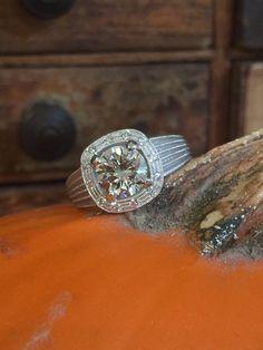 custom Sholdt Design ring