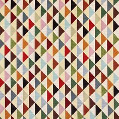 Gobelin Triangles - Baumwolle - Polyester - Polyacryl - Farbmix
