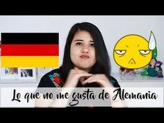 LO QUE NO ME GUSTA DE ALEMANIA | MEXICANOS EN EL EXTRANJERO