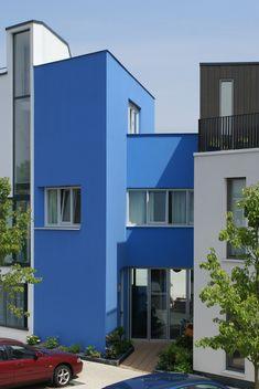 Blue House, Leyden | GAAGA