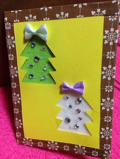 ハンドメイド:クリスマスカード 2