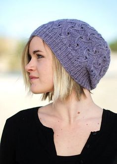Ravelry: QL Slouch pattern by Woolly Wormhead