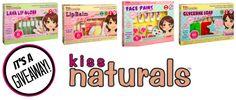 Kiss Naturals DIY Kits for Kids GIVEAWAY!