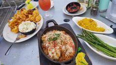 Pensacola Beach, Food, Meal, Eten, Meals
