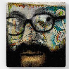 Paul Bruhwiler (designer),  Plakat und Ausstellungskatalog Kunsthaus Zürich, 1975.
