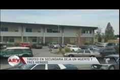 Tiroteo En Secundaria Deja Un Muerto Y 3 Heridos