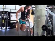 Building Muscle For Women - Female Fitness Workout 2013 - www.BuildWeigh...
