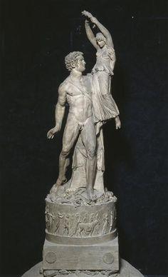 La liberté couronnant le génie de la France - Joseph Chinard (1756-1813) - musée Carnavalet - Paris