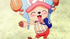 Happy Chopper GIF - Happy Chopper Onepiece - Discover & Share GIFs