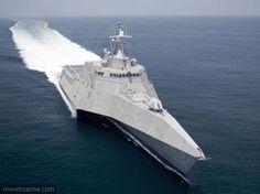 USS Montgomery (LCS-8)