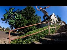 """It Friday so here is something to pass the time till the weekend! Creature """"CSFU"""" Full Video Release (by ThrasherMagazine)"""