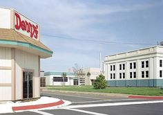 Safetyville, 1994-95. Denny's industrial building, Capitol
