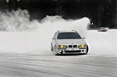 Laugh in the face of Old Man Winter in a BMW xDrive Model!  www.cainbmw.com