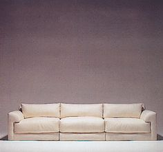 CLUB SOFA & Modular units. Manufacturer; Brueton ca 1975. Still being manufactured. Design ; Stanley Jay Friedman