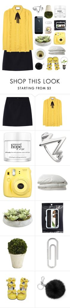 """💓 you're my one and only 💓"" by feels-like-this-could-be-forever ❤ liked on Polyvore featuring Gucci, philosophy, Fujifilm, Nimbus, Ethan Allen, Pier 1 Imports, Bulgari, Michael Kors, TalisLittleTag and kikitags"