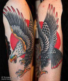 35 Majestic Eagle Tattoo Designs | Amazing Tattoo Ideas