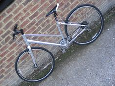 New road bike.