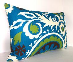 NEW Decorative Designer Suzani Indoor / Outdoor by Loubella1
