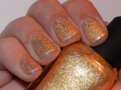Polish. Glitter. Rock & Roll!: Zoya Solange