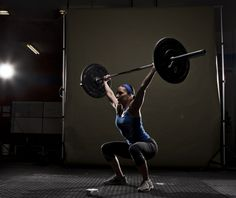 Olympic Weightlifting.