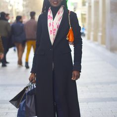 """When you think Style, Romance, Exotic food + Pastries and Architecture, what comes to mind? Paris I would say! In today's post, I will be sharing my """"o… Important Facts, Exotic Food, Pastries, Casual Chic, Style Guides, Casual Looks, Duster Coat, Personal Style, Romance"""