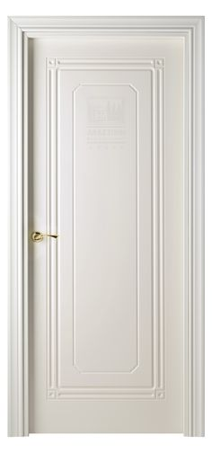 Cabla Interior Door White Ash