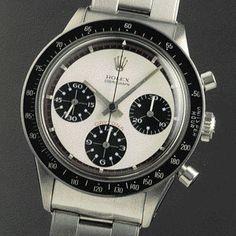 Il Rolex più costoso del mondo: il Paul Newman