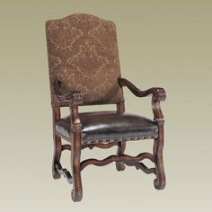 12 best Rustic Chic Dining Chairs, Leather Dining Chairs images on ...