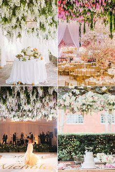 30 Stylish Ways to Create A Lush FlowerFilled Wedding LUSH