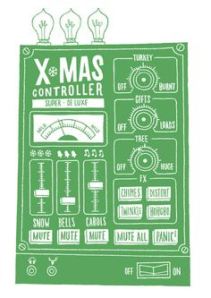 X-mas controller | Finely tuned control over your Chistmas e… | Flickr