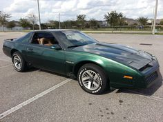 1982 Pontiac Firebird Trans Am Maintenance/restoration of old/vintage vehicles: the material for new cogs/casters/gears/pads could be cast polyamide which I (Cast polyamide) can produce. My contact: tatjana.alic@windowslive.com
