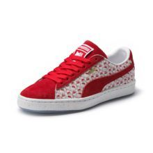 PUMA x HELLO KITTY Women's Suede