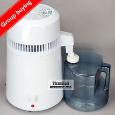 Quantity Limitted 4L Distiller Pure Water Purifier Filter Manual Dental Lab Equipment BV-1 - Mingzhong - Water Distiller - PicusMall