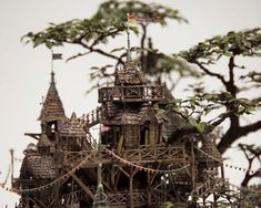 Takanori Aiba: Bonsai treehouse