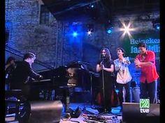 ▶ Chano Dominguez new flamenco sound Donostiako Jazzaldia 2006 - YouTube