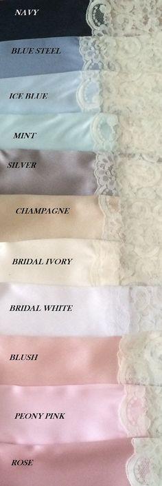Bridesmaid Robes-The Parisian wedding robes brides by ChezBlanc