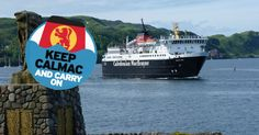 THE former Labour MP believes the Scottish Government have painted a misleading picture of thestate of Caledonian MacBrayne.