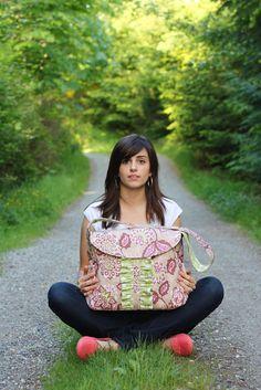Sew Much Ado: Lola Bea Diaper Bag Pattern