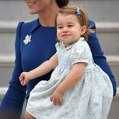 Princess Charlotte's first official oversea's tour
