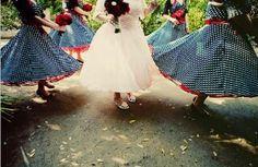 Rockabilly San Francisco Zoo Wedding From Tinywater Photography Bow Tie Wedding, Blue Wedding, Dream Wedding, Perfect Wedding, Rockabilly Looks, Rockabilly Wedding, Rockabilly Dresses, Bridesmaid Inspiration, Wedding Inspiration