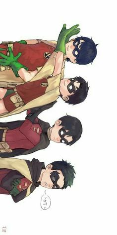 "|| Richard John Grayson ""Dick"" [ Robin/Nightwing ] 