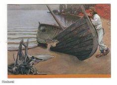 Akseli Gallen-Kallella, 1907