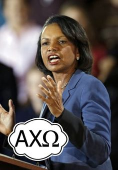 Condoleezza Rice, first African American Female Secretary of state. Also first National Security Adviser, both to President George Bush. Important People, My People, Condoleezza Rice, Black Celebrities, African Diaspora, Thats The Way, Girls Club, African American History, Women In History