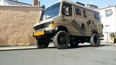 Mercedes 408 4x4 Camper Van, 4x4 Van, Camper Caravan, Truck Camper, Mercedes Sprinter 4x4, Mercedes Camper, Sprinter Van, Overland Truck, Expedition Vehicle