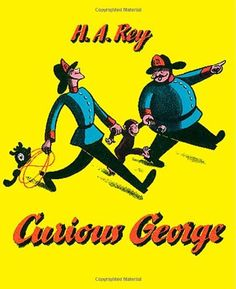 Curious George: H. A. Rey, Margret Rey: 0046442150231: Amazon.com: Books