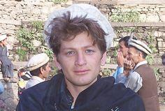 A Kalash man