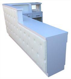 Beauty Salon Furniture - Reception Desk-Model # RD-9000