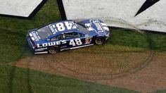 Jimmie Johnson wins Daytona 500~